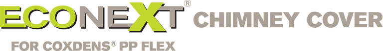 Cox Geelen ECONEXT Chimney cover