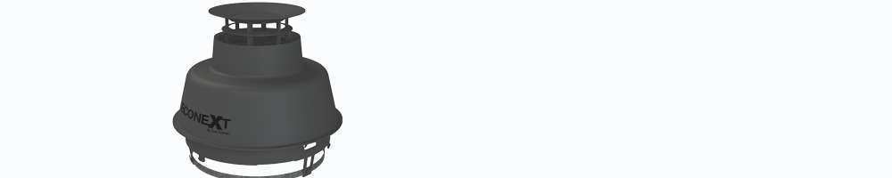 ECONEXT<sup>®</sup> Chimney cover
