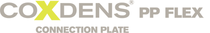 Cox Geelen CoxDENS connection plate