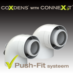CONNEXT X3 Push-Fit systeem